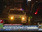 PD: Man shot in W. Phoenix, suspect still sought
