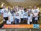 Creating strong teen leaders