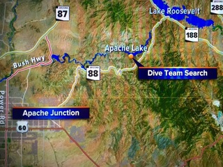 MCSO: Body recovered after Apache Lake drowning