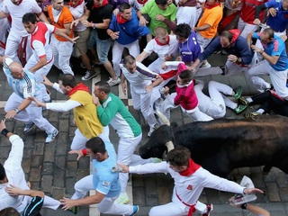 Cave Creek woman injured in Spain bull-run