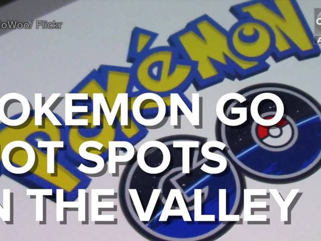 Best places to find most elite Pokemon in the Valley - ABC15 Digital