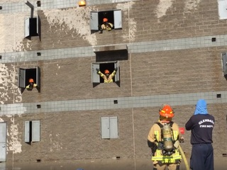 The viral firefighter video you have to watch