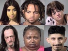 PHOTOS: 50 MCSO mug shots of the week