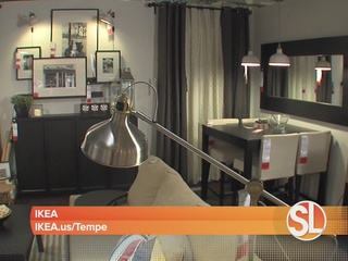 IKEA can help decorate small spaces