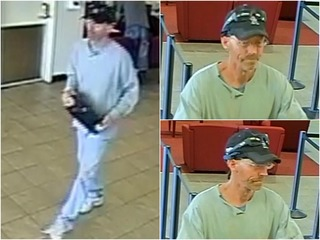 Scottsdale police searching for bank robber