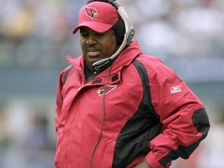 Former Cardinals coach Dennis Green has died