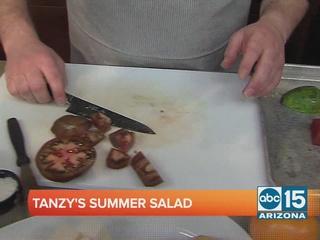 Light and fresh summer Italian dishes