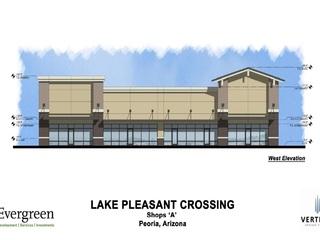 Lake Pleasant adding retail space