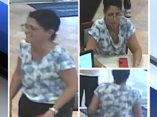 FBI searching for woman who robbed two PHX banks