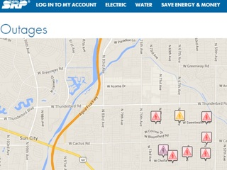 Nearly 6k lost power in Glendale for hours