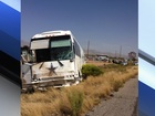 Dallas Cowboys bus involved in deadly AZ crash