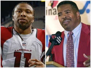 Fitz writes emotional letter about Dennis Green