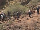 Three rescued from Echo Canyon including 12 yo