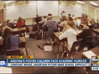 FosterEd works to help kids meet education goals