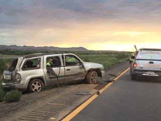3 killed in rollover crash on I-10 near Willcox