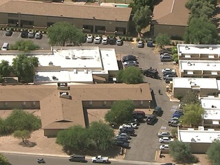 PD: Suspect dead after Tempe barricade, shooting