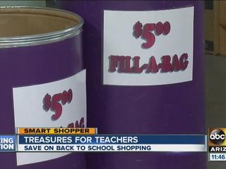 Ready for school? Teachers, save $$$ on supplies