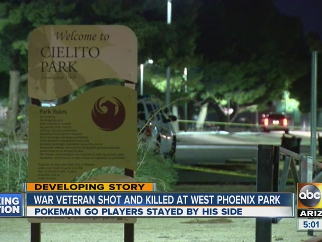 Mother pleads for information on son's death after he was found in a park