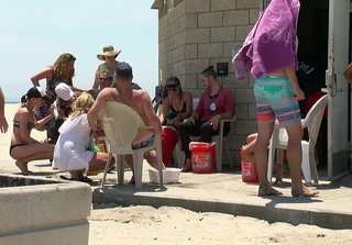 Scary! 35 people stung by stingrays at Coronado