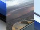 Severe storms cause outages, flight delays