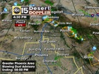RADAR: Track storms moving into Valley