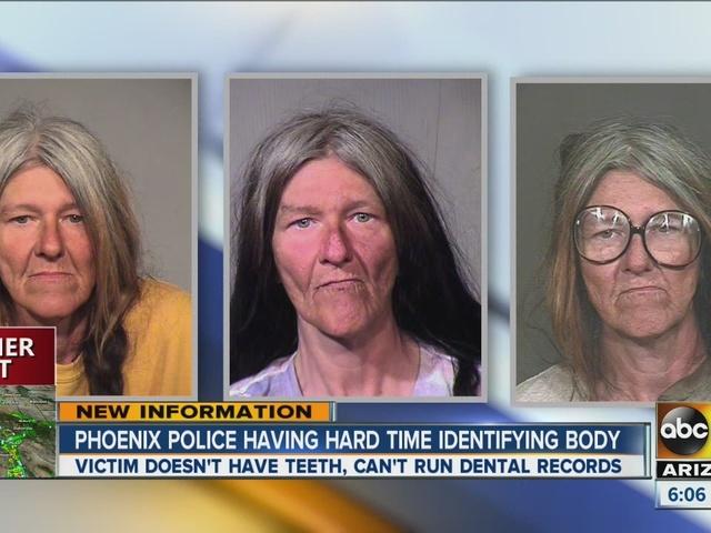 Phoenix police having hard time identifying body