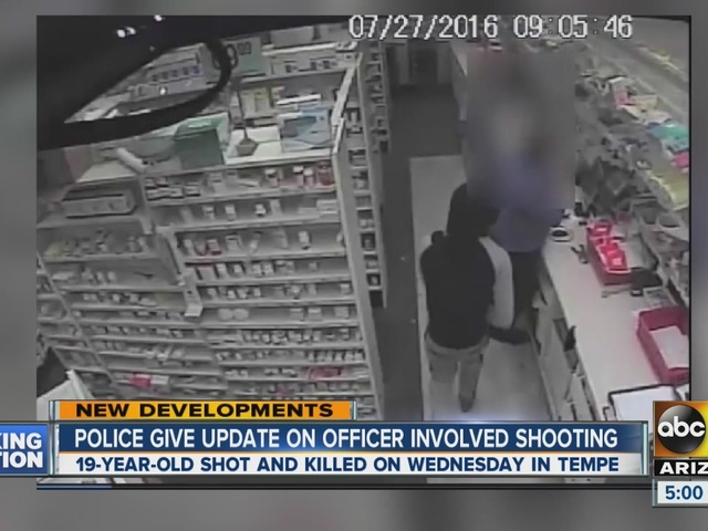 Tempe police release new details on deadly officer-involved shooting