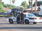 Scottsdale PD:Person barricades self inside home