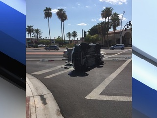 MCSO: 4 vehicles involved in Sun City crash