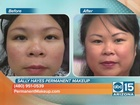 Permanent makeup for busy women on the go