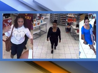 Police looking for shoplifting suspect