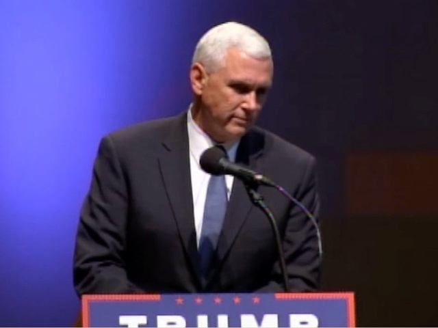Mike Pence's Answer On Confederate Statues? Build More!