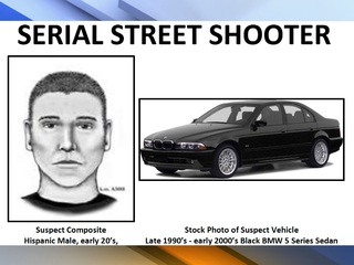 5 things to know about PHX serial shootings