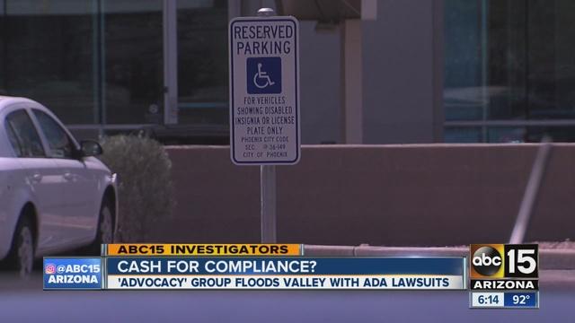 Can I sue a Non Profit organization for violating ADA laws.?