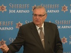 Justice Department to investigate Arpaio