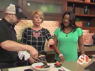 Chef Mike Goldsmith shares recipes