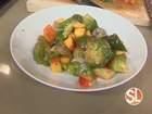 Light and healthy dishes