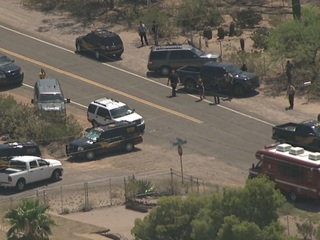 MCSO shoots, kills suspect in Apache Junction