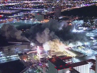 VIDEO: Final Riviera casino tower imploded