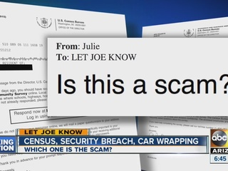 Seeing lots of emails, letters? How to spot scam