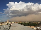 WATCH: Haboob moves through Phoenix metro area