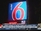 PHX Motel 6 guard shoots, kills robbery suspect
