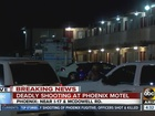 Second deadly shooting at Knights Inn hotel