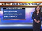 FORECAST: Slight chance of more rain