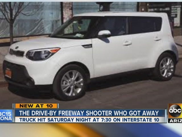 DPS looking for shooter who opened fire on I-10