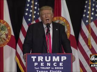 Donald Trump to give speech in Phoenix on Aug 31