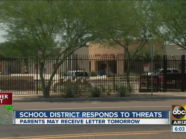 Parents of Sierra Linda High School students seeking answers