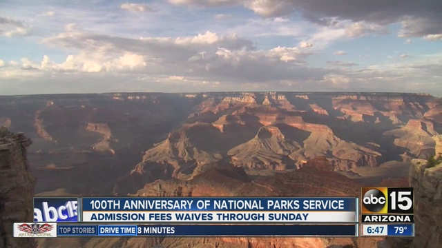 Park Service celebrates 100 years, seeks minorities' support