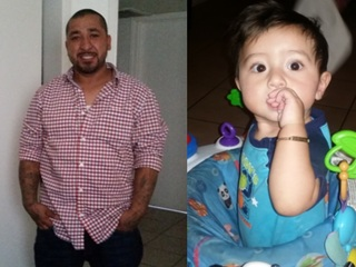 Missing Glendale father, baby found safe