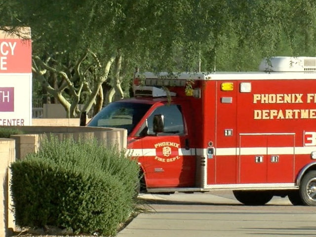 PHX fire treat woman with multiple stab wounds